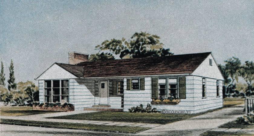Fairmount Ranch Style Home Liberty Homes Kit