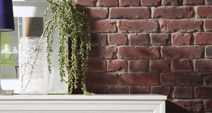 Fake Brick Panels Dreamwall Wallcoverings Difference
