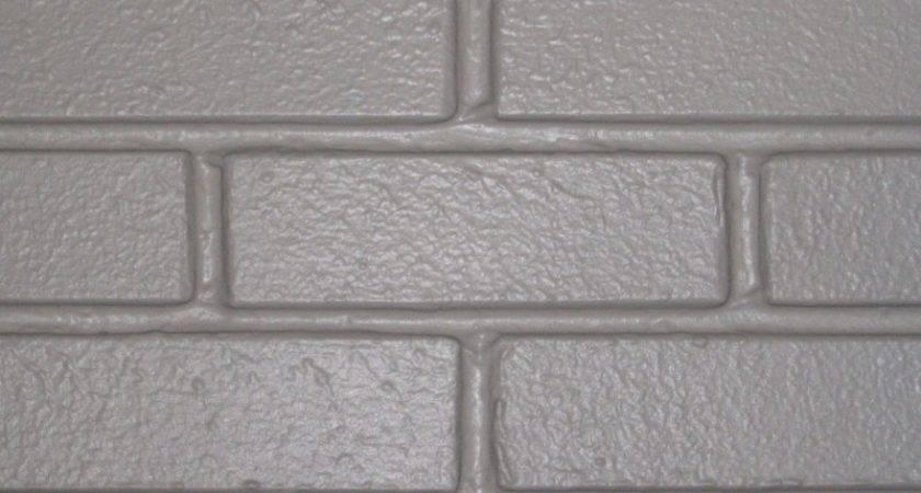 Fake Brick Wall Panels Charming Gray Paneling