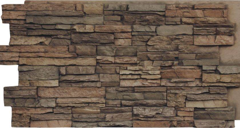 Fake Stacked Stone Panels Colorado Earth Panel Meemm