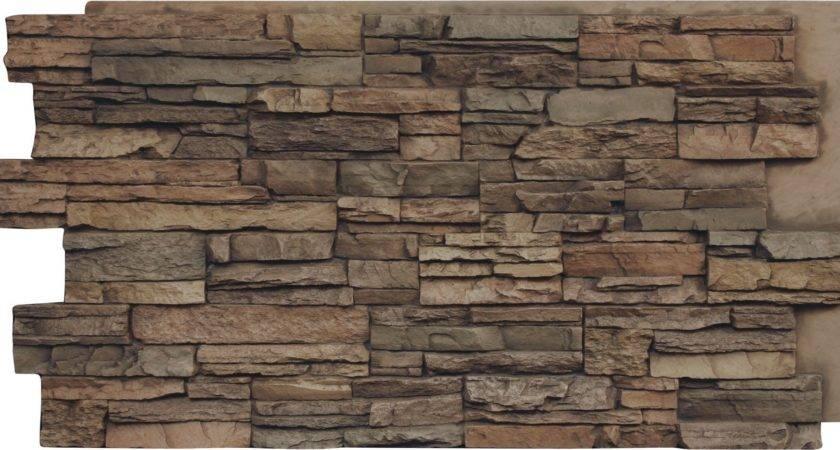 Fake Stacked Stone Panels Colorado Earth Panel Meemm