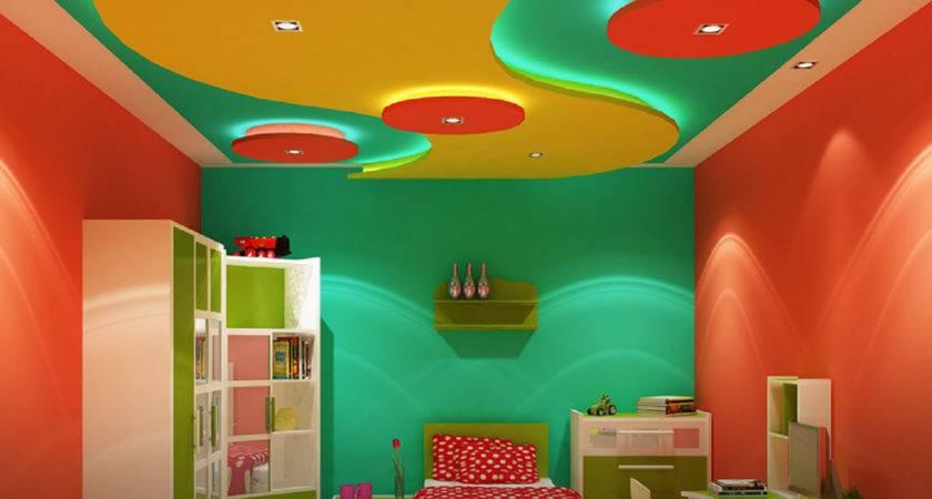 False Ceiling Painting Designs Defendbigbird