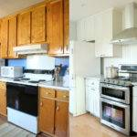Farm Kitchen Budget Remodel Before After Photos