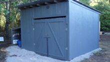 Farmer Martindale Wood Pallet Shed