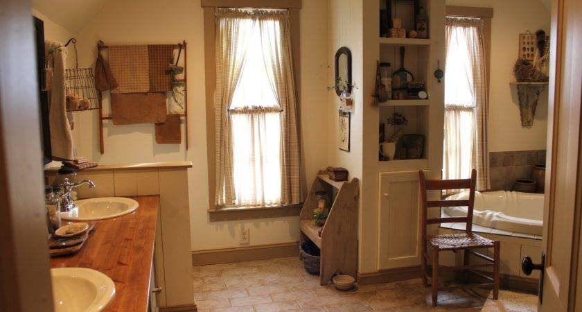 Farmhouse Bathroom Ideas Wear Khaki Pants