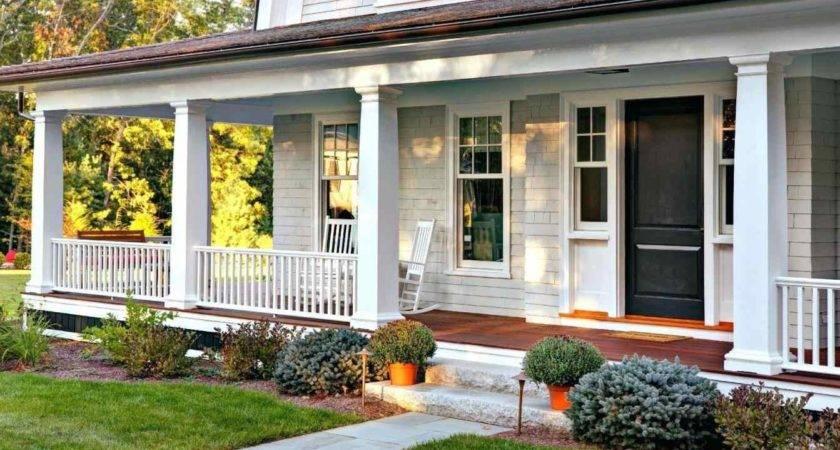 Farmhouse Porch Railing Siudy