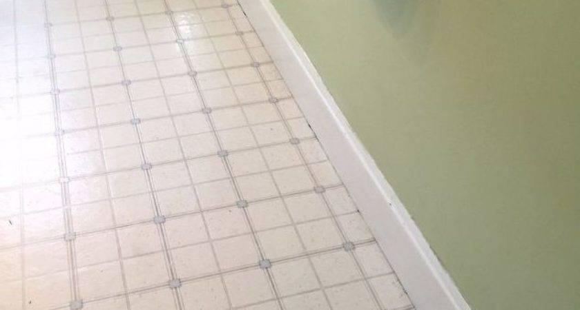 Fascinating Painting Bathroom Tile Floor Inspiration