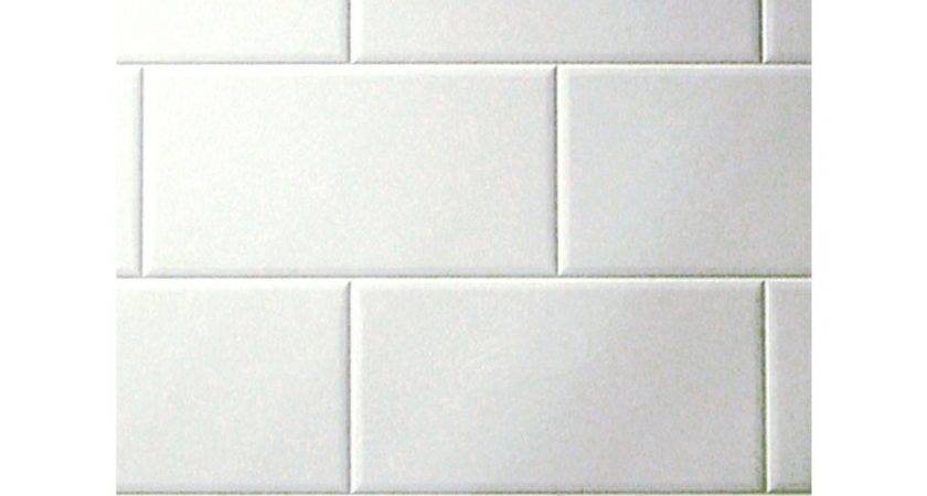 Fashionwall Metroliner Tempered Hardboard Tileboard Lowe