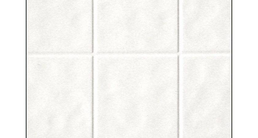 Fashionwall White Ceramic Style Tile