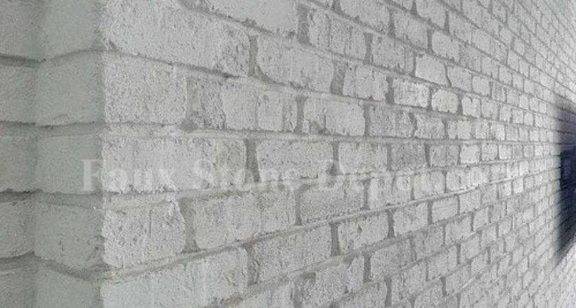 Faux Brick Hardboard Wall Panels Interesting Decoration
