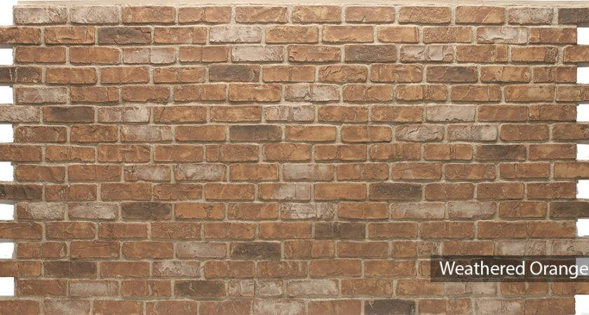Faux Brick Panels Bing