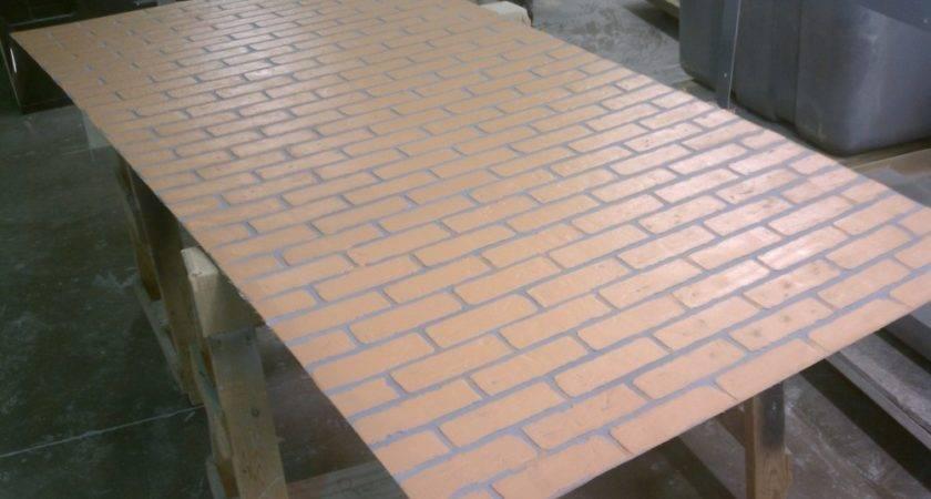 Faux Brick Panels Modern Fiberglass