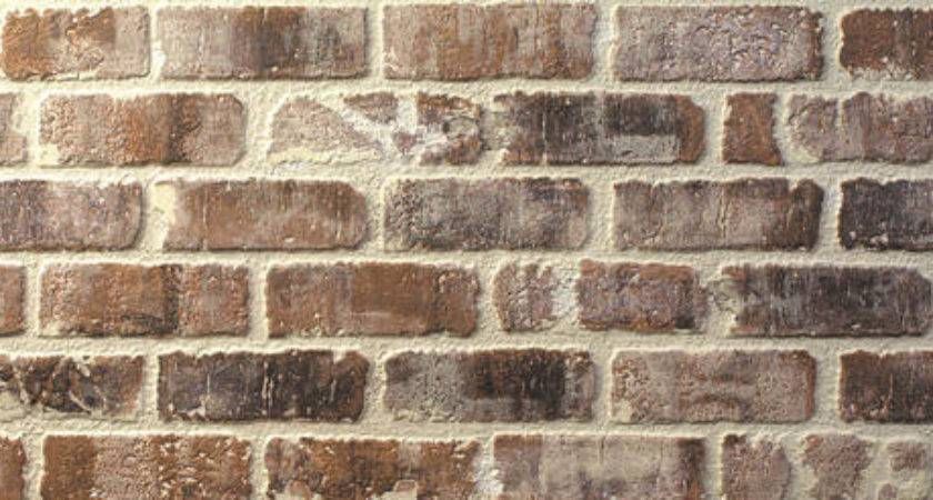 Faux Brick Wall Panels Menards Junk Chic Cottage French