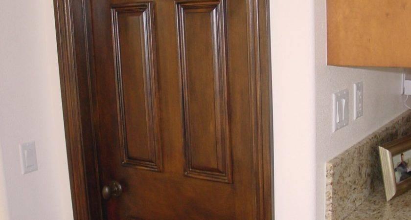 Faux Doors