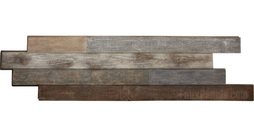 Faux Reclaimed Wood Panels Latest Fauxwoodbeams