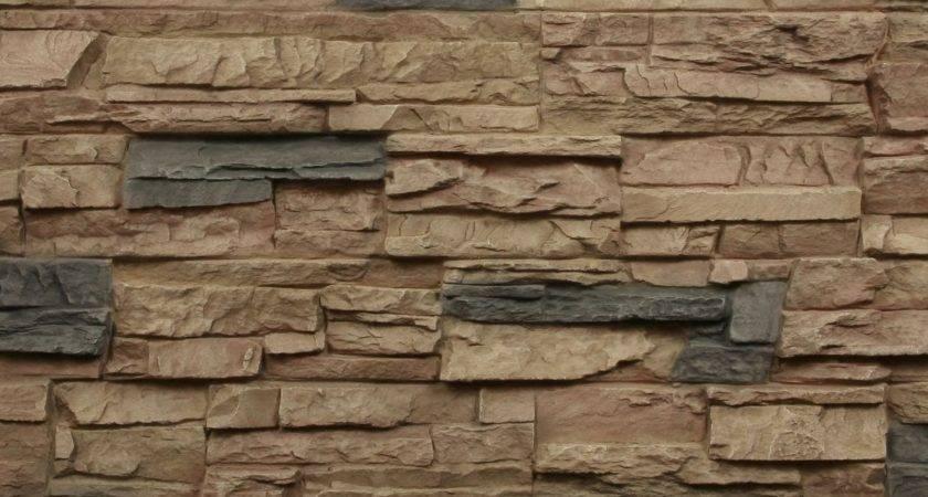Faux Rock Siding Distinctive Stoneface Genstone