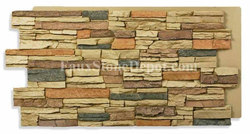 Faux Stone Blog Cheap Panels