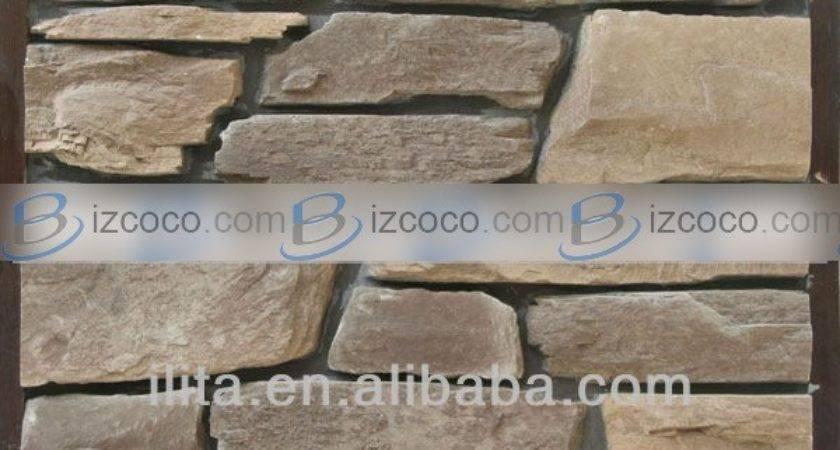 Faux Stone Mobile Home Rock Skirting Cultured Veneer