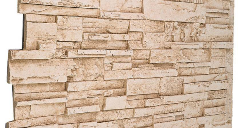 Faux Stone Wall Panels Cheap Exterior Huge Collection