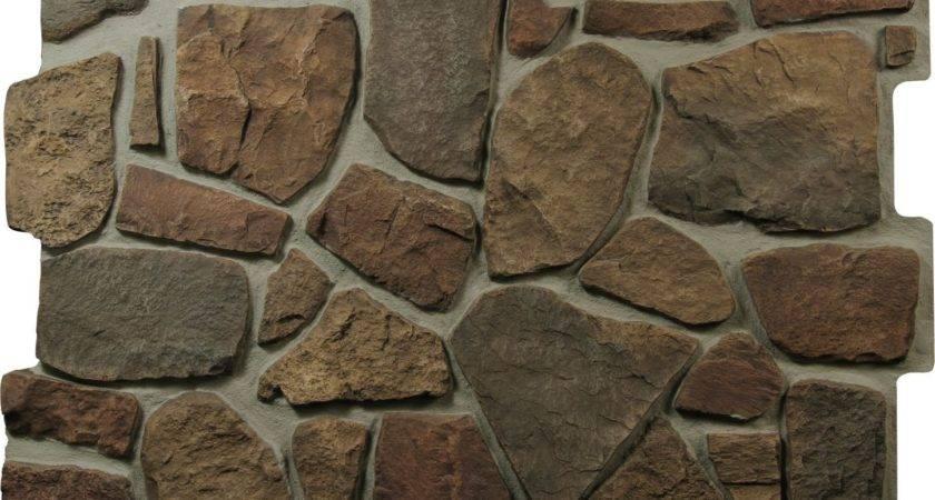 Faux Stone Wall Panels Harvest Fieldstone Jumpbridge
