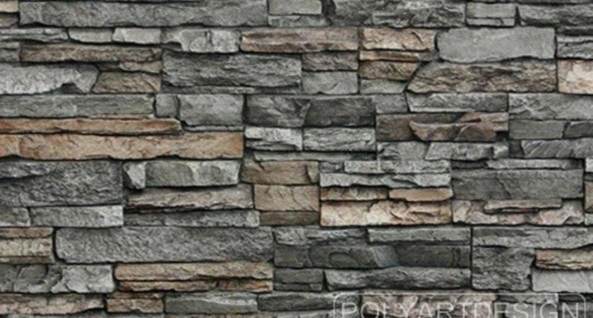 Faux Stone Wall Siding Panels Home Design Mannahatta