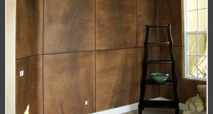 Faux Wood Painter Genie