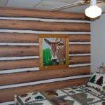 Faux Wood Wall Panels Barn Best House Design