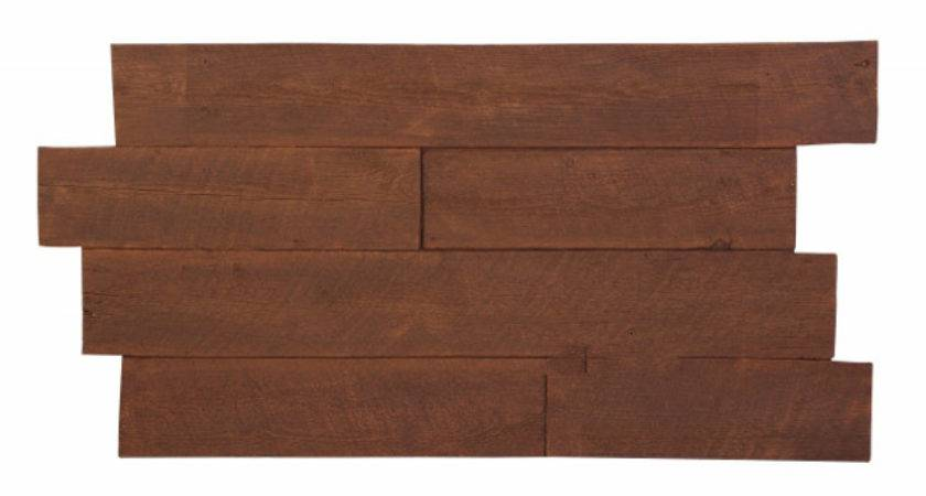 Faux Wood Wall Panels
