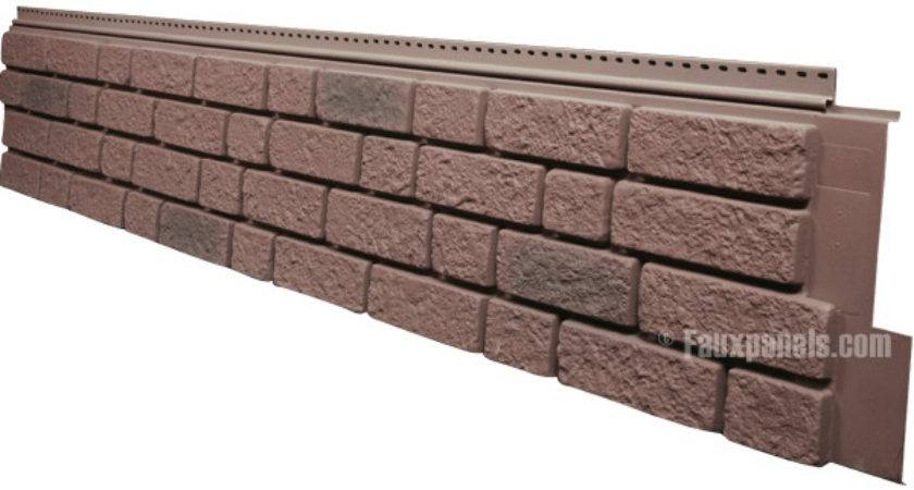 Fauxpanels Announces New Faux Brick Style York