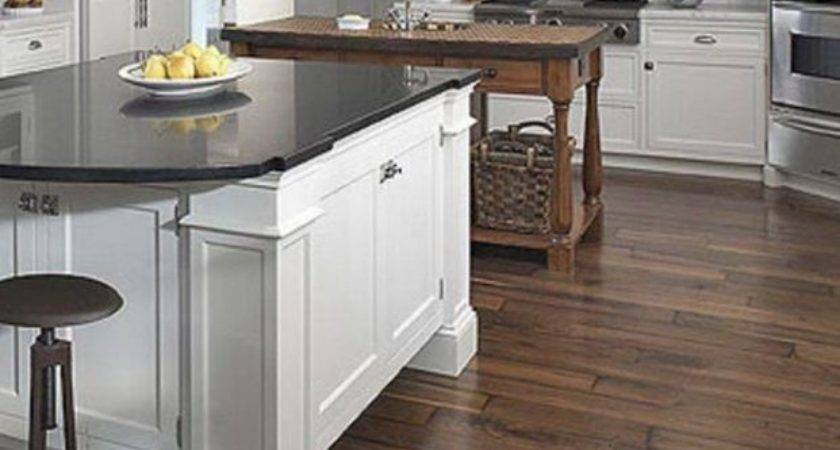 Favorite Kitchen Cabinets Flooring Combinations