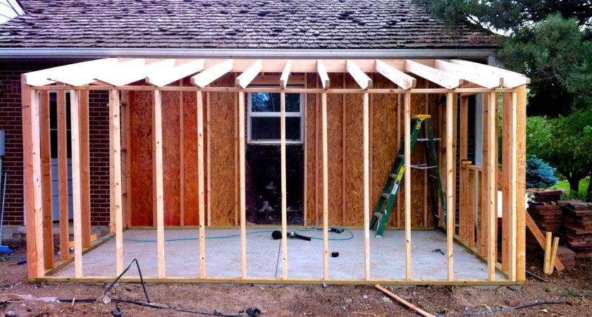 February Shed Plans