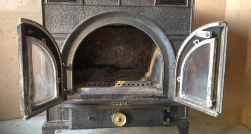 Federal Airtight Wood Burning Stove Nex Tech Classifieds