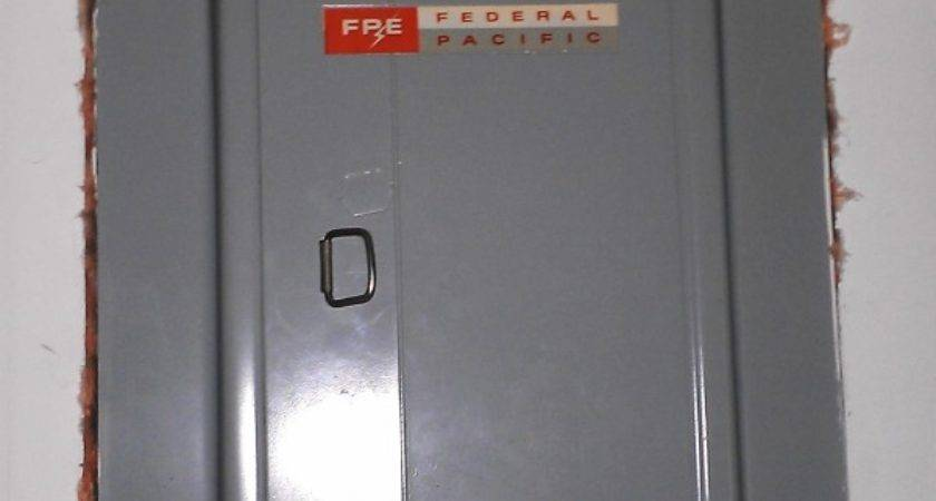 Federal Pacific Circuit Breakers Replacement