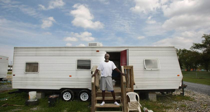Fema Trailer Park Residents Facing June Eviction