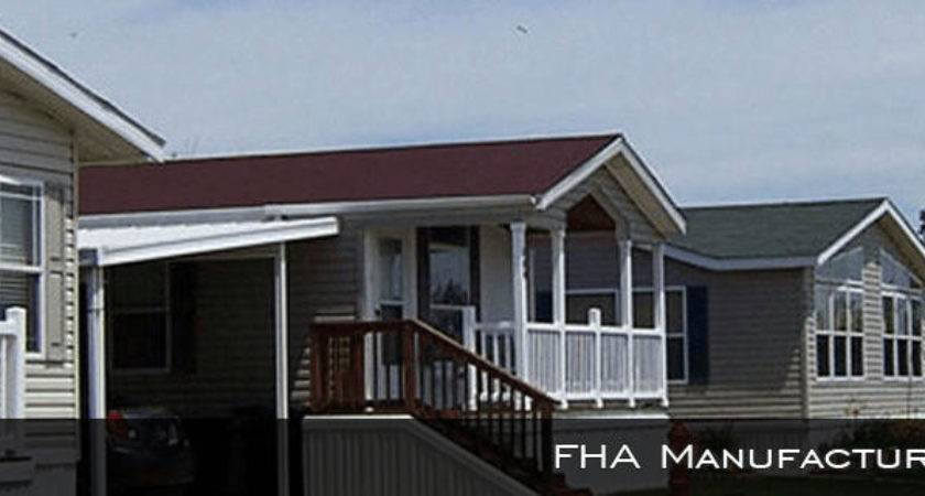 Fha Manufactured Housing Loans