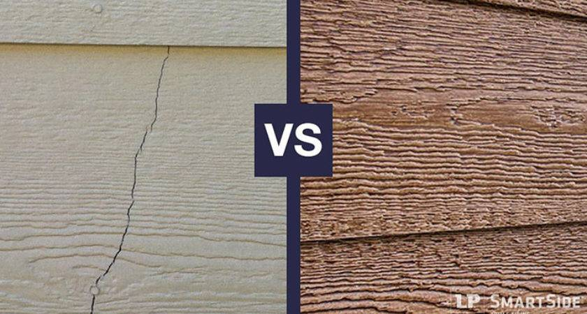 Fiber Cement Engineered Wood Big Differences