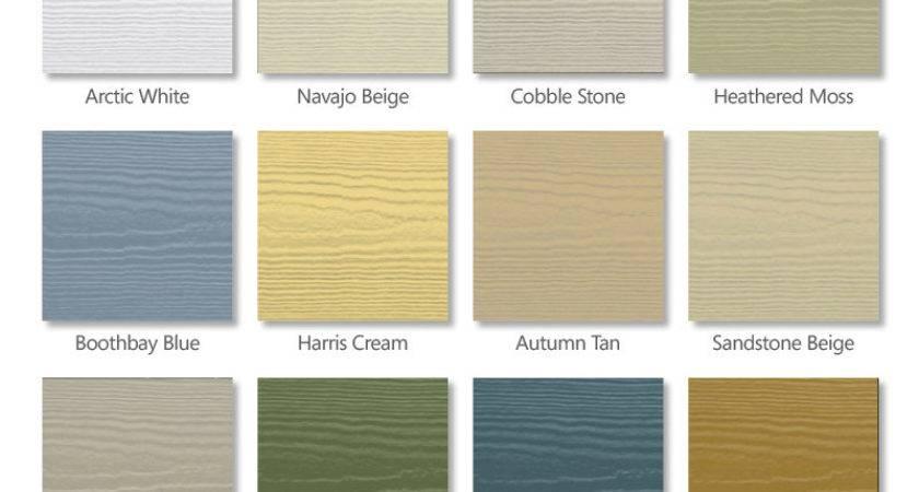 Fiber Cement Siding Colors Wood Grain
