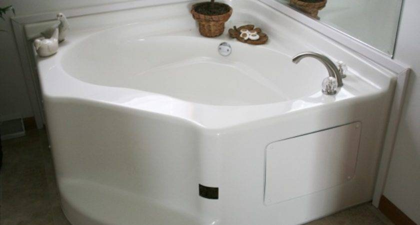 Fiberglass Garden Tub Mobile Home Bath