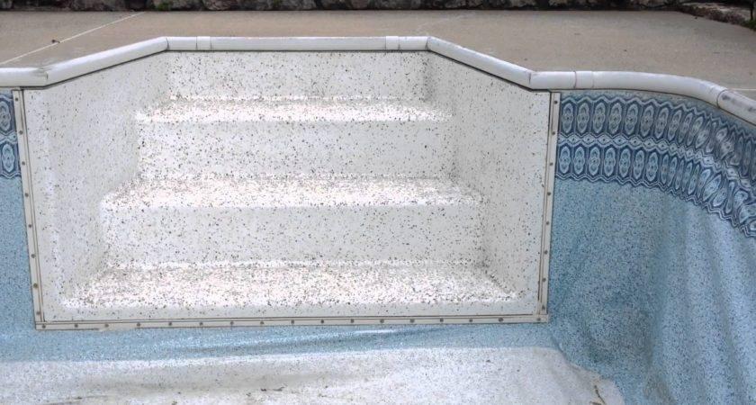 Fiberglass Inground Pool Steps Bing