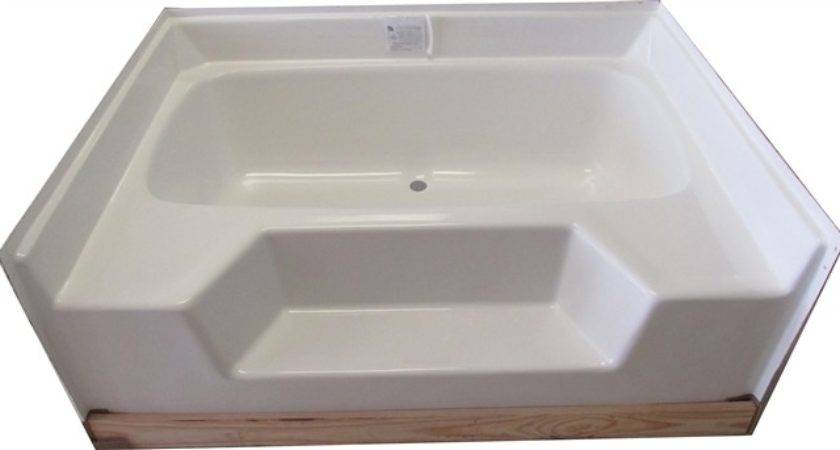Fiberglass Replacement Garden Tub