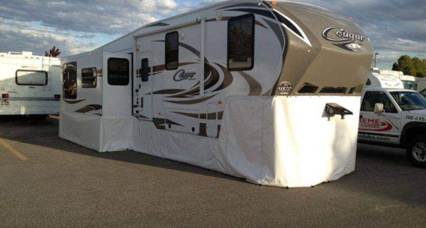 Fifth Wheel Skirting Boise Meridian Nampa