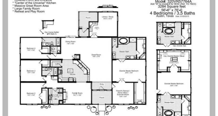 Find Best Manufactured Home Floor Plan Mobile