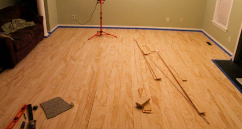 Finished Plywood Flooring Pixshark