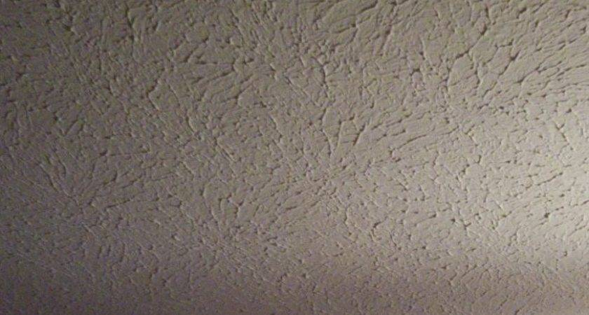 Finishing Drywall Ceiling Texture Energywarden