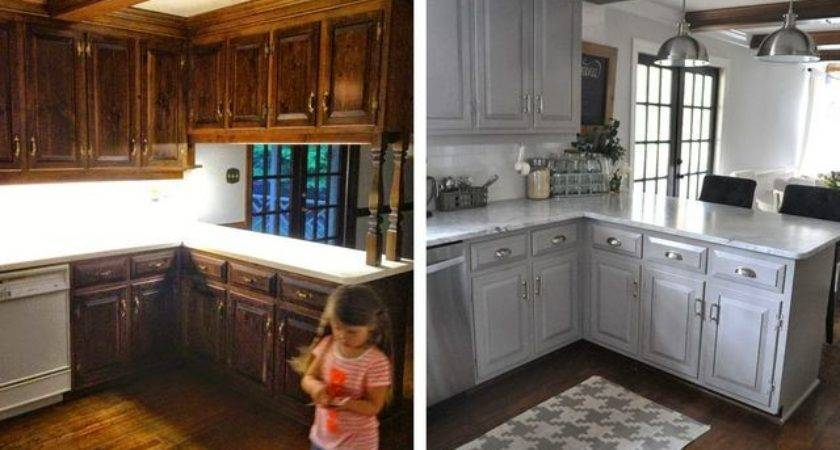 Finishing Touches Our Kitchen Makeover Before
