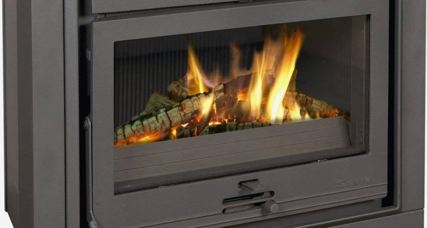Fireplace Ashley Wood Burning Insert