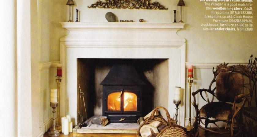 Fireplace Ideas Vintagepostcards