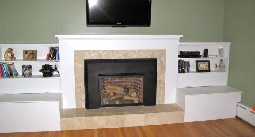 Fireplace Remodel Btc Homerefurbers Home