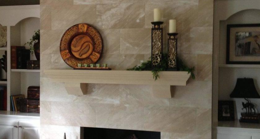 Fireplace Remodel Davis Building Consultants Inc