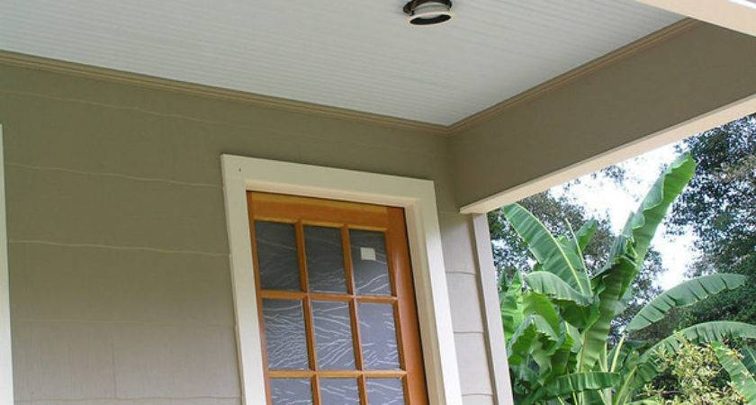 First Dream Blue Porch Ceilings